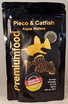 Premiumfood Pleco Catfsich Algae Wafers 150g für Welse
