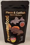 Premiumfood Pleco & Catfish – Carni Wafers 50g Welsfutter