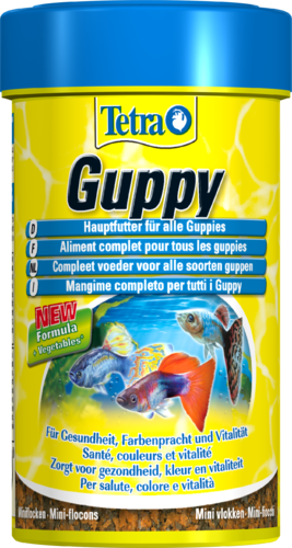 Tetra Guppy Miniflocken 100ml