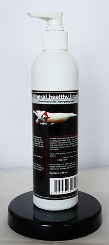 GT essentials Mineral Healthy Liquide 250ml