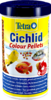 Tetra Cichlid Colour Pellets 500ml
